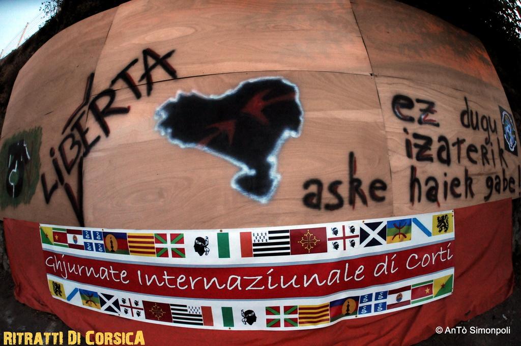 """#Corse #Ghjurnate2013 """"Talamoni """"une majorité très forte pour une réforme audacieuse"""""""