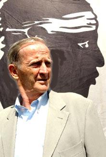"#Corse, Edmond Simeoni :  ""La Constitution doit évoluer"""
